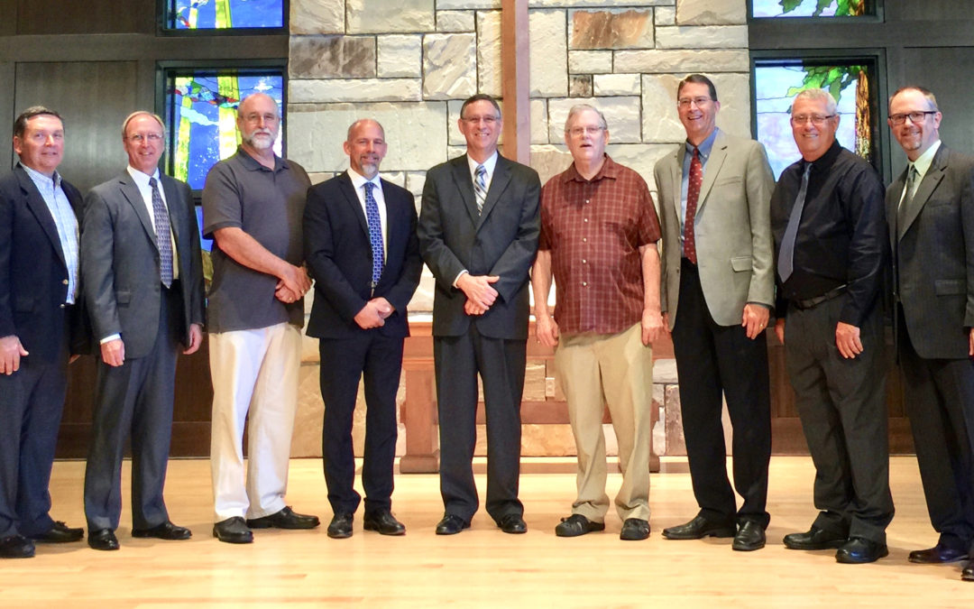 Pietz Installed as Transitional Pastor