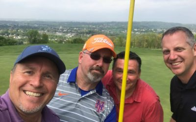 Golf with Mt. Bethel/Tuscarora guys