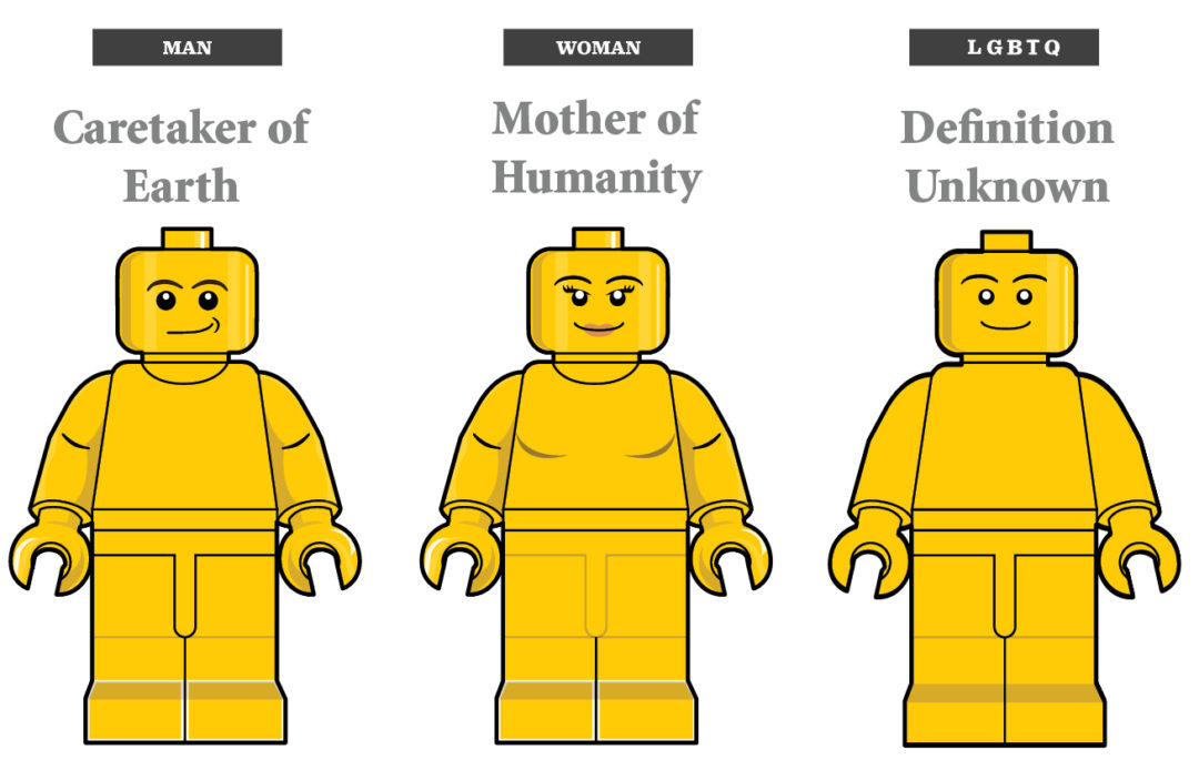 Building Identity When Everything Is Not Awesome