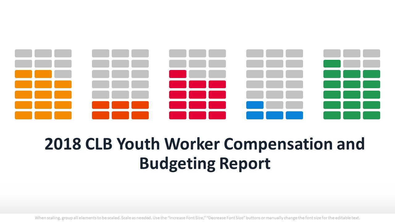 2018 clb youth workers compensation and budgeting report church of